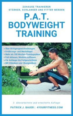 PAT Bodyweight Training eBook cover x250