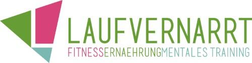 Die besten Fitness-Blogs - laufvernarrt Logo