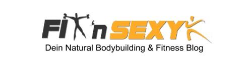 Die besten Fitness-Blogs - Fit-n-sexy Logo