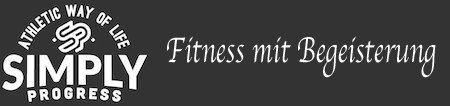 Die besten Fitness-Blogs - simply progress Logo