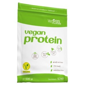 VegiFEEL Vegan Protein Shake für Veganer