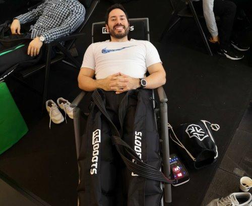 Sport- und Fitnesstrends 2020 - Reboots Recovery auf der ISPO